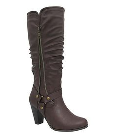 Brown Sylvia Boot