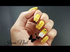 💅 Unghiuțe cu puișor în ou | Chicken nails | Irina Nail - YouTube Chicken, Nails, Youtube, Closet, Finger Nails, Armoire, Ongles, Closets, Cupboard