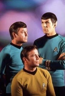 """It's worse than that, he's dead Jim!"" (thanks to Dr. McCoy (Bones) on Star Trek)  October 27, 2014"