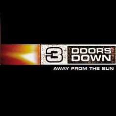 3 Doors Down - Away From the Sun - album cover