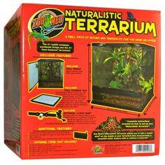 Natural Terrarium 18X18X18