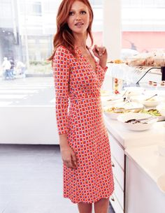 Boden dress. When my bod looks like this, I want this dress.