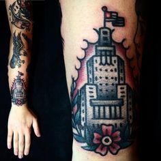 "marcuuscampos no Instagram: ""#tattoo #saopaulo #sp"""