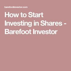 E trade the barefoot investor pinterest investors malvernweather Image collections