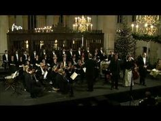 ▶ Bach: Weihnachtsoratorium BWV 248 - Cantate no.2 - Combattimento Consort Amsterdam