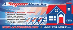 A SUPER MOVE | Long Distance Moving Company | Interstate Movers for NY to Florida | Long Island Moving Company