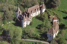 Chateau de Bridoire aquitaine Dordogne castle chateau fort