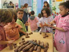 FEM PANELLETS 15-16 - Escola Enric Casassas . - Àlbums web de Picasa