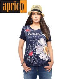 maglie t shirt maglia tunica donna aprico chalou taglie forti m l xl 2xl 3xl 4xl