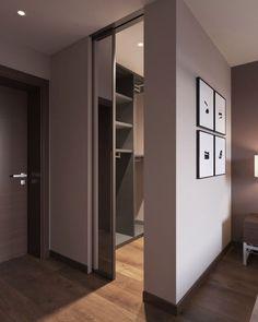 Sliding mirror can be - - Wardrobe Design Bedroom, Closet Designs, Bedroom Interior, Bedroom Design, Home Room Design, Closet Decor, Bedroom Closet Design, Room Design Bedroom, Closet Layout