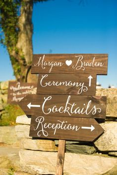 Wedding welcome signs - directional signs - by sweet carolina collective details: this listing is for one set of wedding welcome signs - directional Wedding Costs, Wedding Advice, Wedding Planning Tips, Budget Wedding, Plan Your Wedding, Wedding Events, Wedding Ideas, Wedding Reception, Reception Ideas