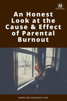 An Honest Look at the Cause & Effect of Parental Burnout: Is parental burnout a real thing, or is it just a way of saying parenting is a hard job? Burnout occurs when we lack balance or when our efforts go unrewarded.
