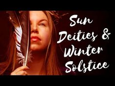 Topics To Talk About, Wild Nature, Paganism, Winter Solstice, Pagan Witch, Witches, Deities, Folklore, Magick
