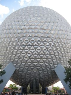 WDW Epcot Spaceship Earth