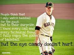 This is perfect in many ways, what I would do to date a baseball player❤ Seriously if you play baseball talk to me!!!