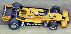 Gianfranco Brancatelli - 1979 - US GP - Team Merzario