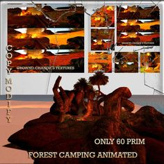 Forest Animated Copy Modify