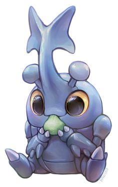 Heracross by Kawiku.deviantart.com on @DeviantArt