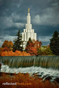 Spread the beauty of the Temple - DailyLDS.com