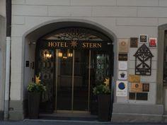 Hotel Stern een romantisch hotel in het oude gedeelte van Chur