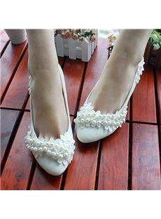 Ladies Spot On Bridal F10059 Occasion Heel Peep Toe Court Shoes