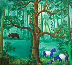 Hans Scherfig, Det store træ, 1963