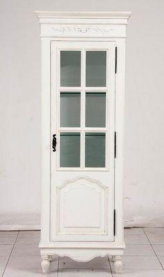 Шкаф для ванной комнаты правый ″Романс″