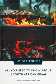 Discover all you need to know about a braai before you visit South Africa. Visit South Africa, Cape Town South Africa, South African Braai, Wood Charcoal, Cooking Whole Chicken, How To Make Sausage, Like A Local, True Art, Eating Well