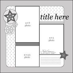 Got Sketch? Blog, Sketch 72  AWESOME Idea!!!!  This is perfect for all my friends who are just starting out with making cards and scrap books.