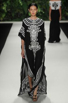 Naeem Khan Spring/Summer 2014 - New York Fashion Week