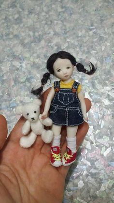 Doll by Sun Joo Lee