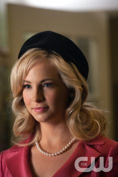 """The Last Dance"" - Candice Accola as Caroline in THE VAMPIRE DIARIES on The CW. Photo: Bob Mahoney/The CW �2011 The CW Network, LLC. All Rights Reserved.pn"