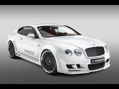 2009 Hamann Imperator based on Bentley Continental GT Speed