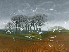 Storm at Sea II - Digital prints - Prints - Twenty Twenty Gallery | Contemporary British Art and Craft
