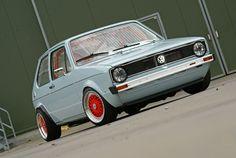 1970's VW Golf Mk1 #classic #cars