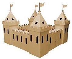 Castelo de Papelão! Compartimento secreto, Modelos de