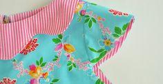 Hoe doe je dat nu?   Kapmouwtjes aan een jurkje?         Ik toon jullie hoe ik ze teken en naai.   Gebruik een basispatroon om te beginnen....