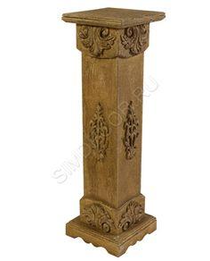 Постамент колонна застаренная