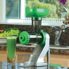 The Best Home Juicer