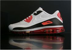 Nike Air Max 90 2014 Leather QS Infrared