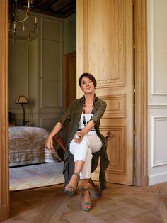 Inside a Parisian Sculptor's Elegant Bronze-Filled Home   Architectural Digest Parisian Decor, Architectural Digest, Perfect Place, How To Look Better, Bronze, Interior Design, Elegant, Architecture, Clothes