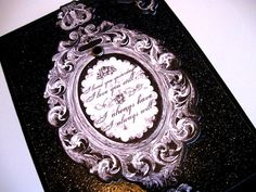 Goth Wedding Card  Blank Love Anniversary All by FangtasticCards, $6.99