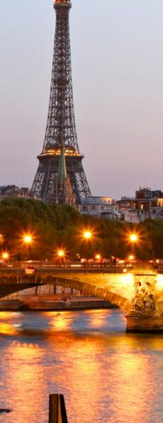 Experience the Eiffel Tower