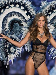 I 4 trend lingerie del momento secondo il Victoria's Secret Fashion Show 2017