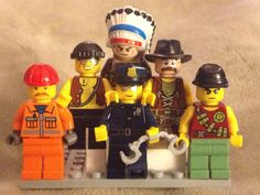 Lego Village People