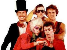 Skyhooks - another great Aussie rock band 70s Glam, Australian Men, 70s Music, Robbie Williams, Ozzy Osbourne, Famous Men, Ol Days, Popular Music, My Memory