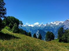 A beautiful view #nendazisbeautiful #nendaz #valais #switzerland #visitvalais #igersuisse #igernendaz #valaiswallis #sunday #stroll #suisse