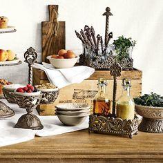 Традиции старой Тосканы в роскошной посуде gg Collection. | Colors.life
