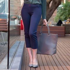 Find the perfect pair of women's pants at Betabrand, from stretch to cropped and more. Shop styles for work, travel, big nights out or quiet nights in. Dress Yoga Pants, Navy Dress Pants, Crop Dress, Women's Pants, Comfy Dresses, Ladies Dresses, Yoga Fashion, Women's Fashion Dresses, Fashion Styles