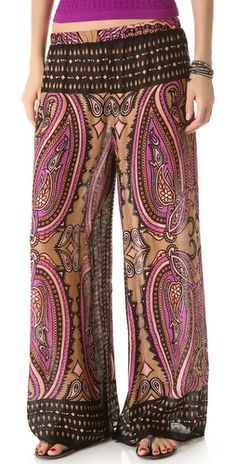 Love these palazzo pants